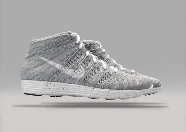 Nike Flyknit Chukka In The Snow   SNEAKERADDICT.NET