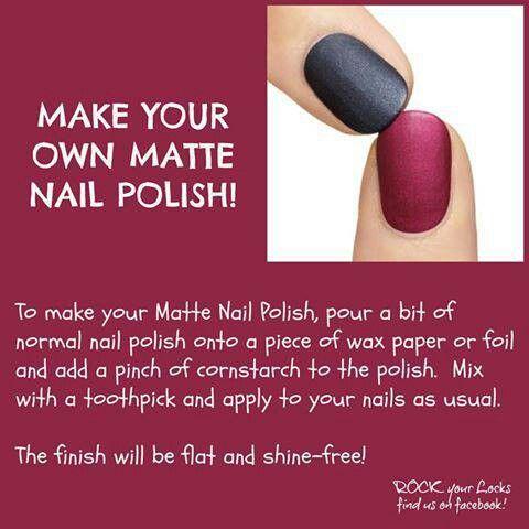 Pin By Melody Perez On Craft Ideas Matte Nails Diy Matte Nail Polish Matte Nails