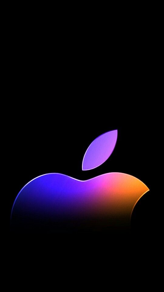 Apple Glow Apple Iphone Wallpaper Hd Apple Logo Wallpaper Apple Wallpaper