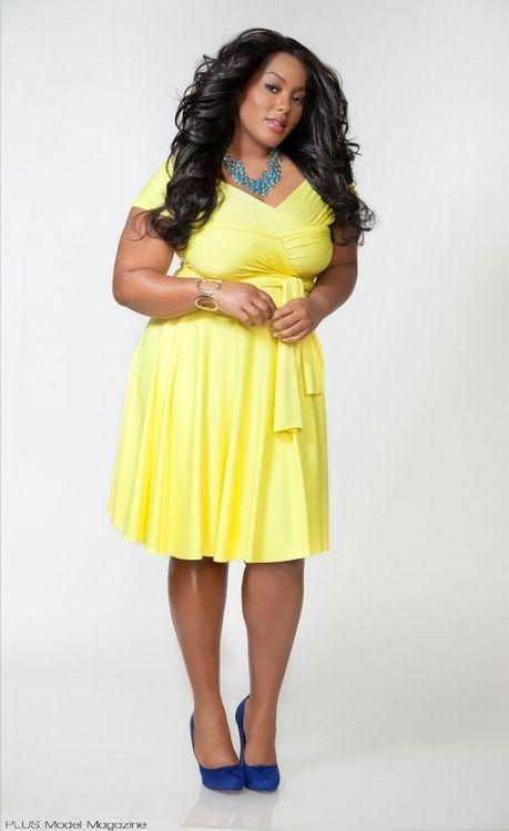 piniful plus size sundresses (32) #plussizefashion | plus size