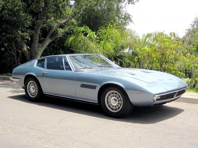 1969 Maserati Ghibli 4 7 Pure Elegance Maserati Ghibli