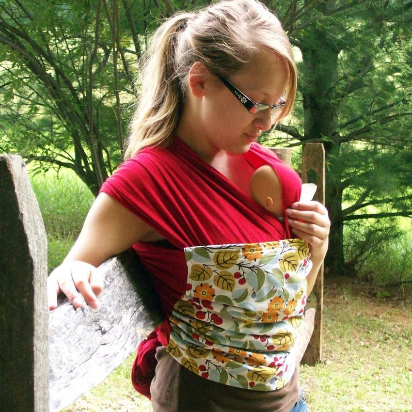 Baby Wrap Sling Sewing Pattern Baby Sling And Babies