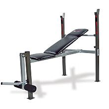 Elite Fitness Weight Bench   SportsAuthority.com