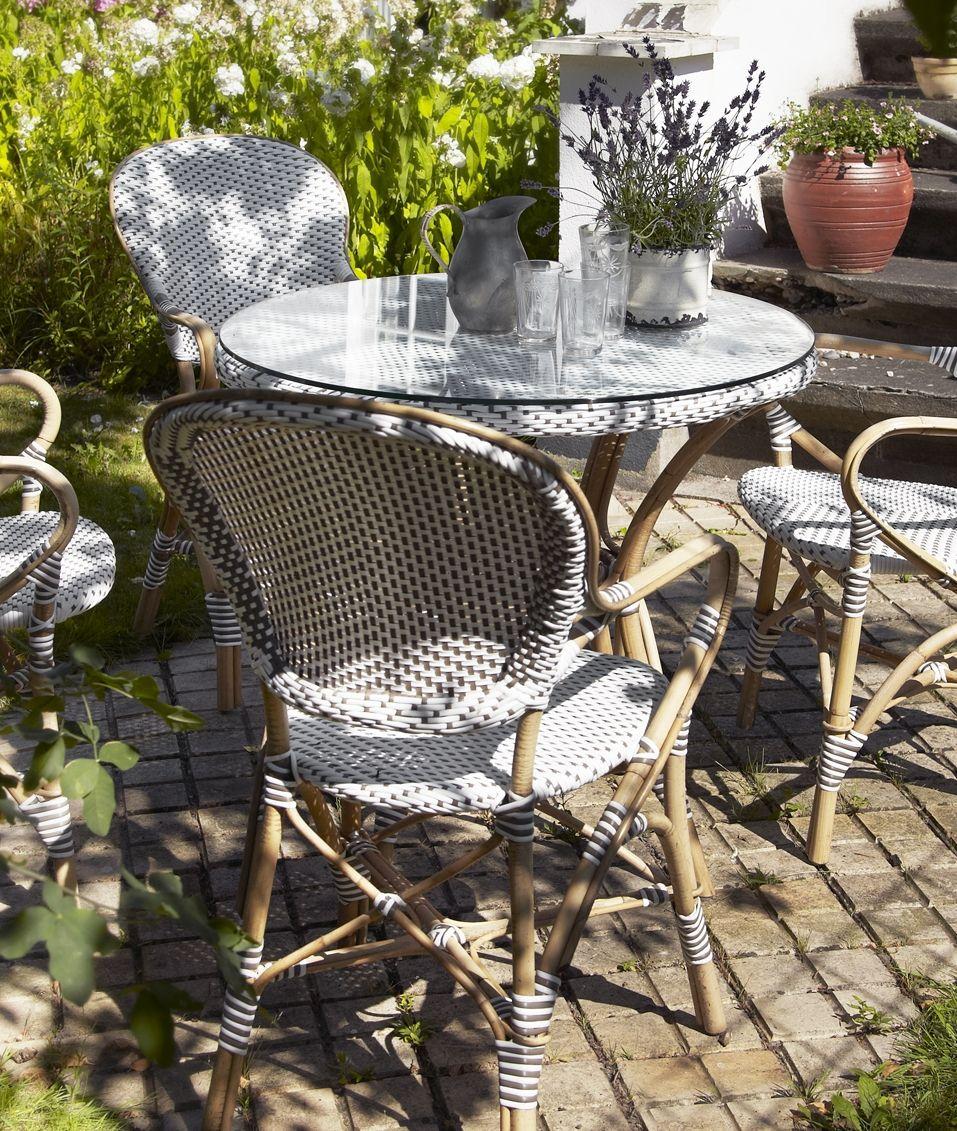 Sika design affaire bistrotisch danielle small patios for Design bistrotisch