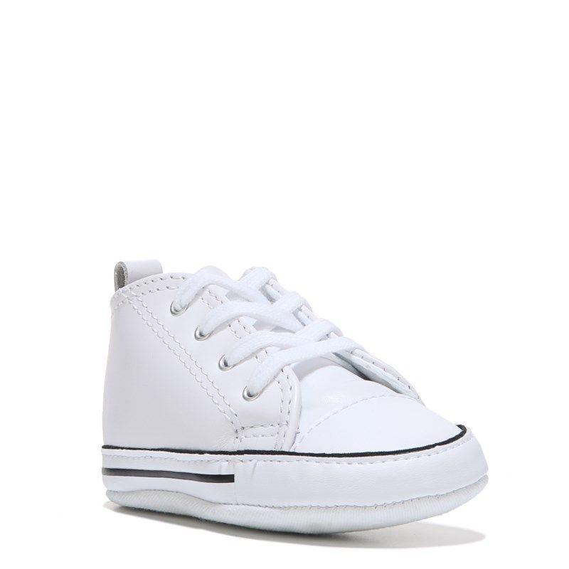 Kids' Chuck Taylor All Star First Star Sneaker Baby #whiteallstars