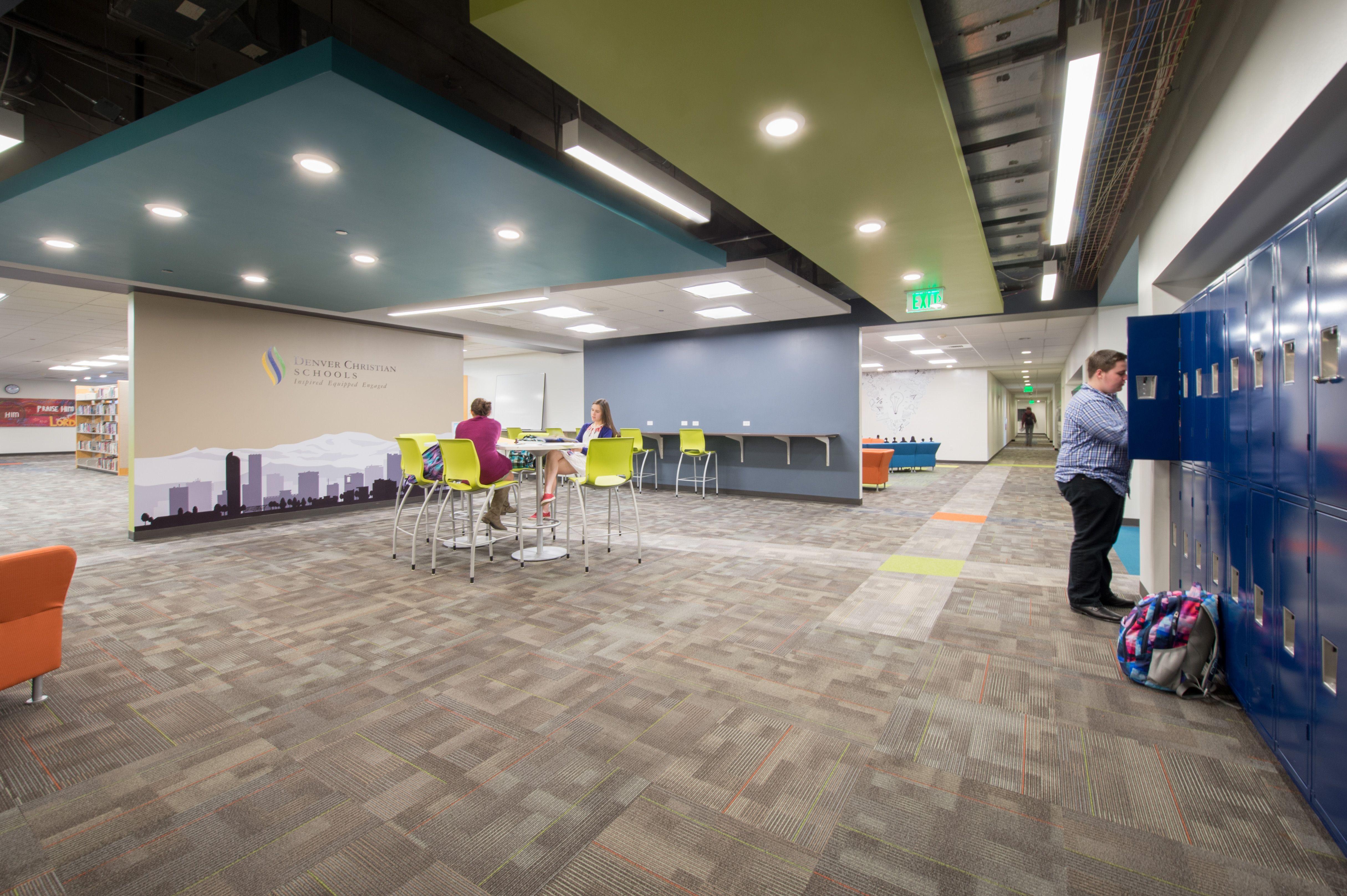 Denver Christian School Architect Hord