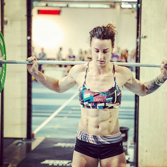 Extreme Athlete and @crossfitiom owner Erin Bonett doing her thing at the #britishchampionships earl - extreme.nutrition.ltd