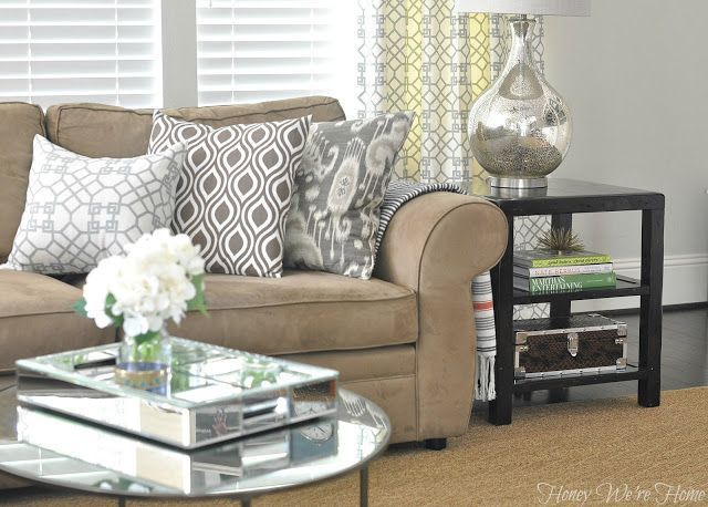 Image Result For Tan Couches With Light Blue Wall Tan Living Room Tan Couch Living Room Living Room Colors