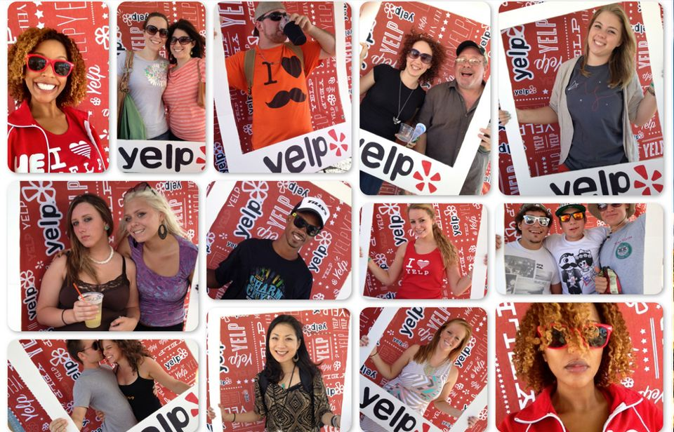 Charm City Music Festival Photobooth Collage | Yelp ...