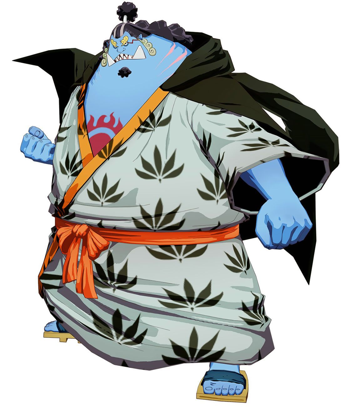 Jimbei - Characters & Art - One Piece: Unlimited World Red ...