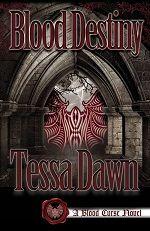 Blood Destiny Book Cover #1