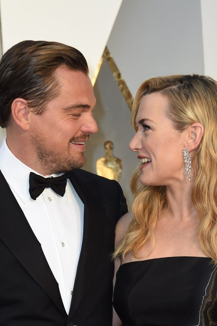 Leonardo Dicaprio And Kate Winslet S Friendship Makes Our Hearts Go On Leo And Kate Kate Winslet Kate Winslet And Leonardo