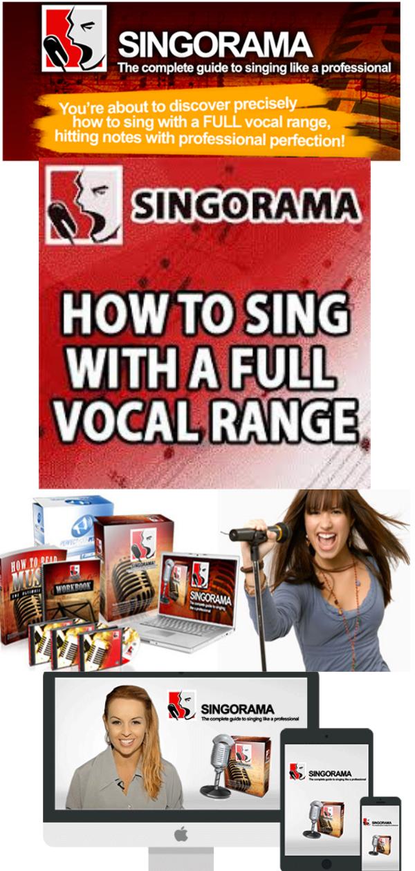 Singorama Singing Course Review Video | Free Ebook PDF ...