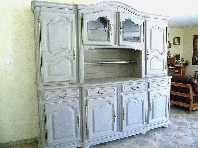 repeindre un meuble en bois sans poncer