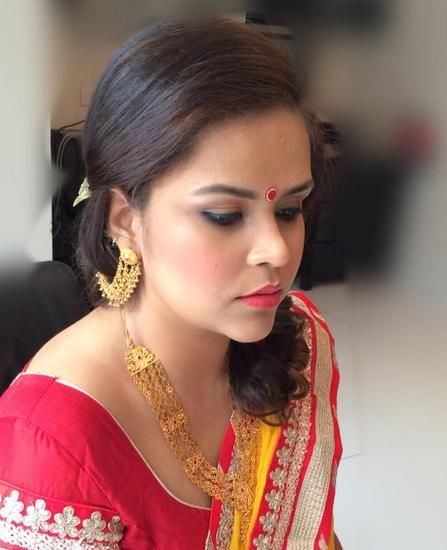 Indian Bridal Makeup Artists On Pinterest