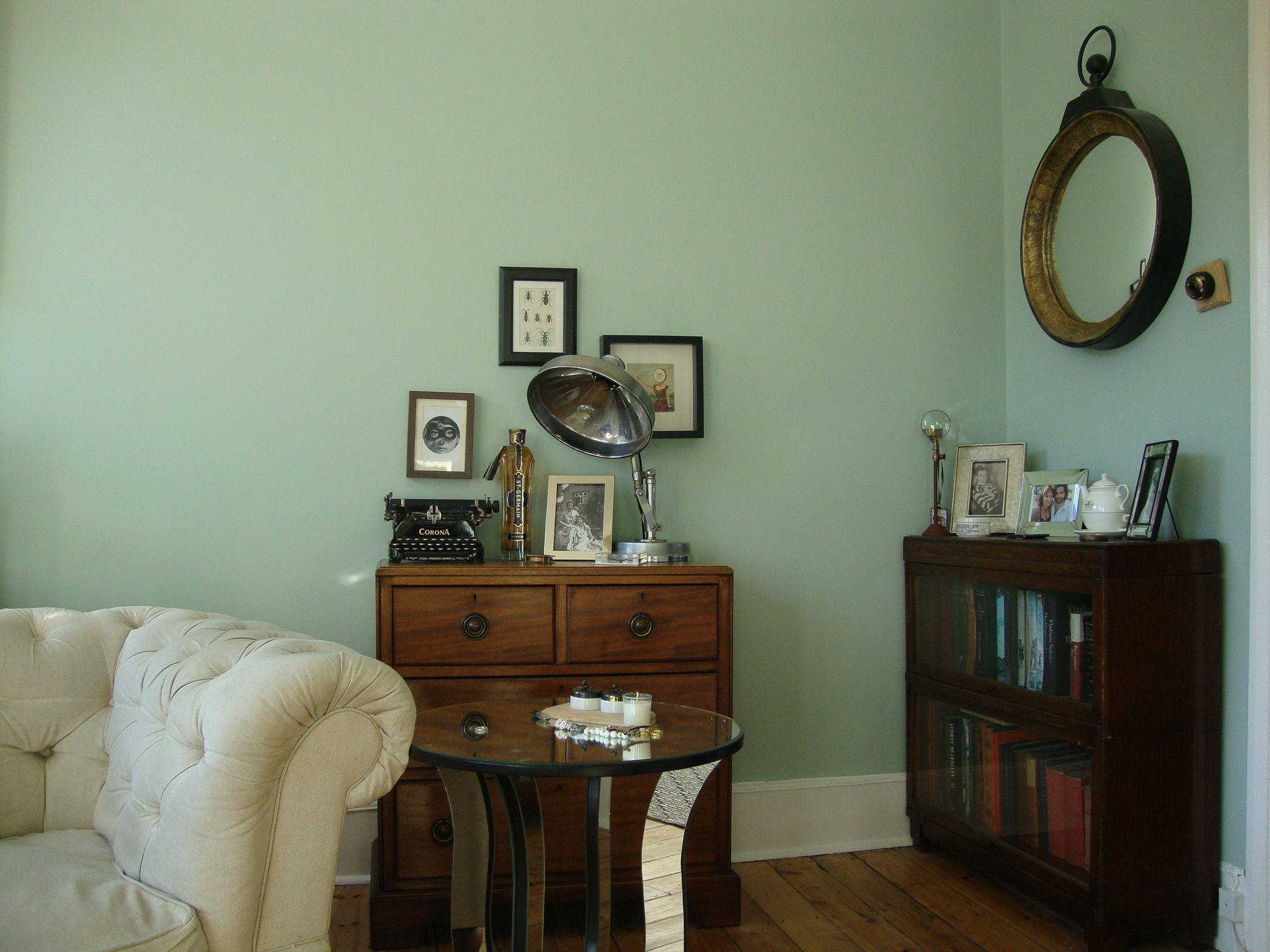 Mint Green Living Room House Tour Living Room Vintage Flea Markets And Bohemian