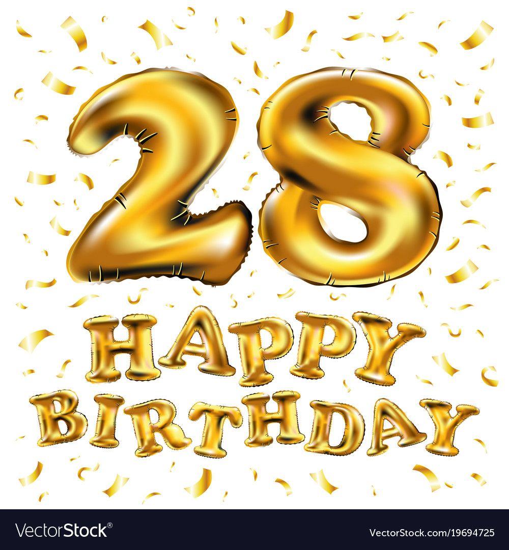 Открытки 28 лет день рождения, приколы