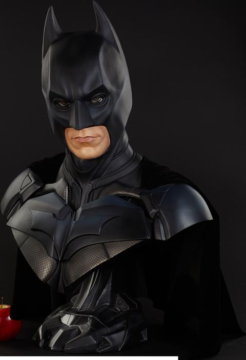 Dc Comics Batman The Dark Knight Life Size Bust By Sideshow Batman The Dark Knight Batman Dark Knight