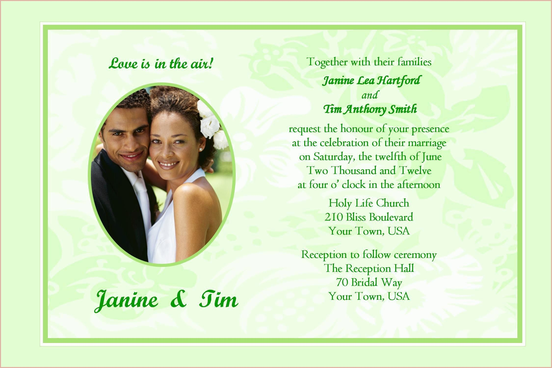 Wedding Invitation Cards Samples 13 Conclusion That Don T Take A Long T Marriage Invitation Card Funny Wedding Invitations Wedding Invitation Wording Examples