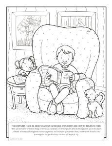 Book of mormon sunday school lessons
