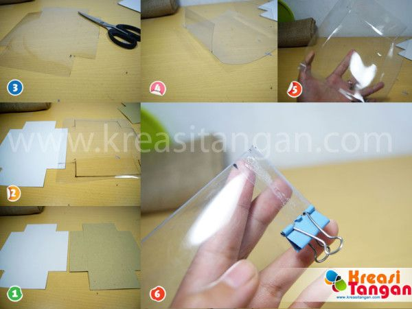 Kerajinan Tangan Membuat Kotak Seserahan Dengan Gambar Kotak