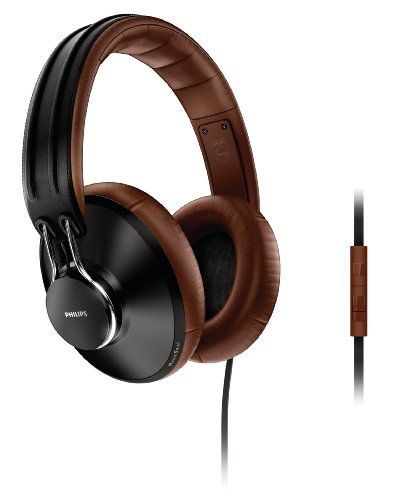 Philips Shl5905bk28 Citiscape Uptown Headphones Headphones