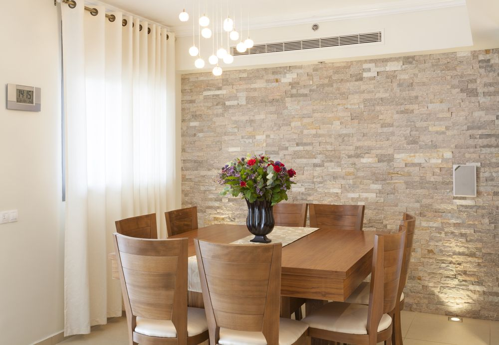 Pictures For Dining Room Wall Images About Decor Fireplaces Chairs Tables