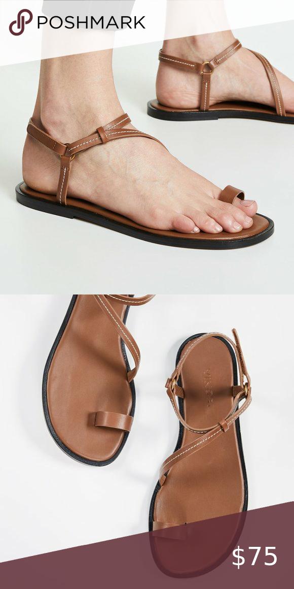 Vince Perrigan Toe Loop Sandal in 2020
