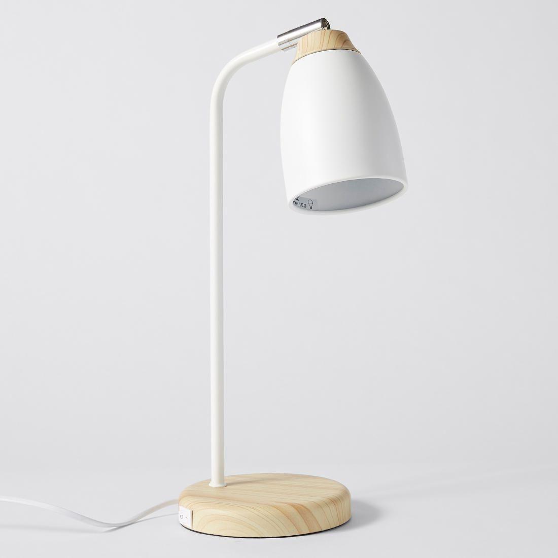 Maya Desk Lamp White Target Australia Desk Lamp Lamp Lamp Light