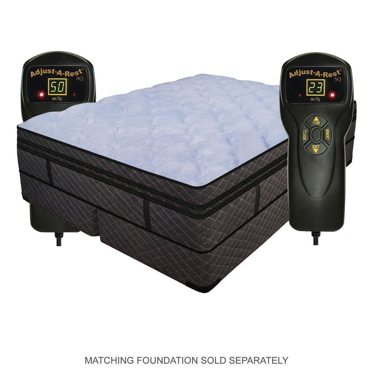 Select Luxury Comfort Dual Air Bed Cal King Pillowtop Luxury
