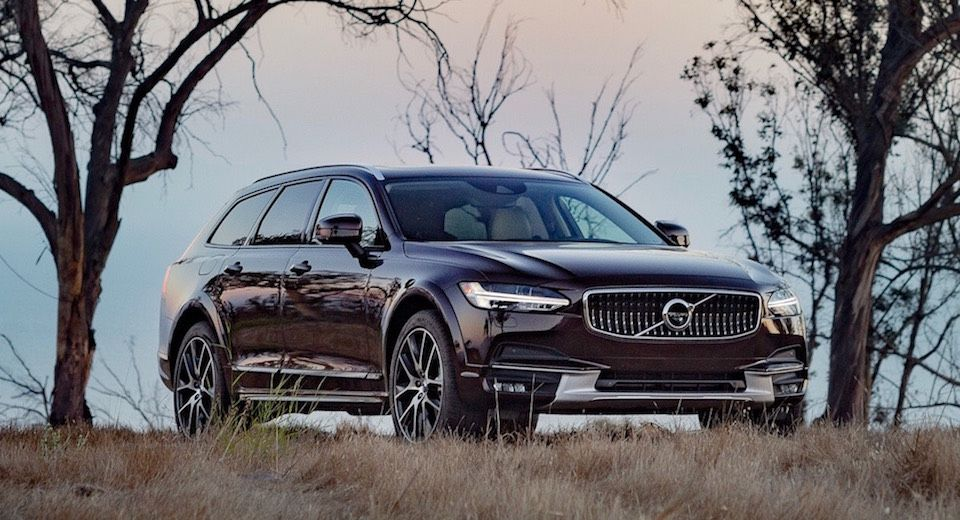 Five First Impressions Volvo V90 Cross Country T6 Awd Carscoops Volvo Volvo Wagon Awd