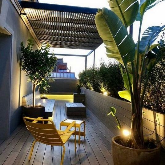 29+Apartment Balcony Design for Small Spaces Help ...
