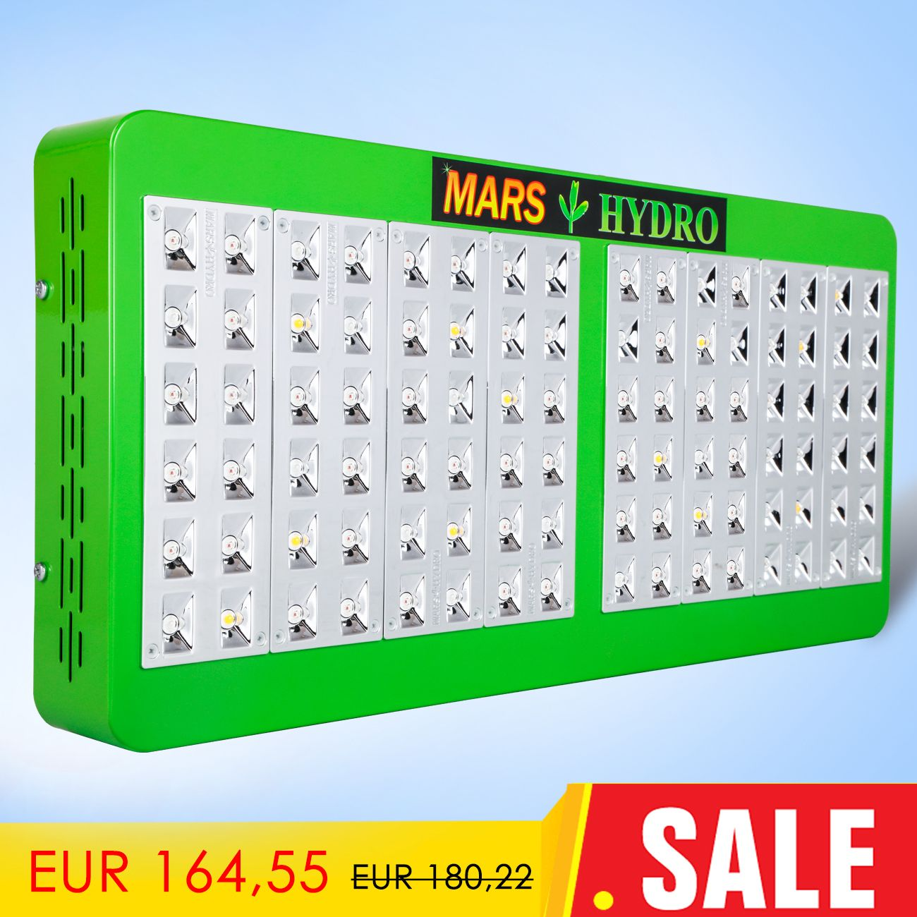 Inspirational Mars Reflector W LED Grow Light Vollspektrum Lampe f r Veg u Bl te IR Entwurf