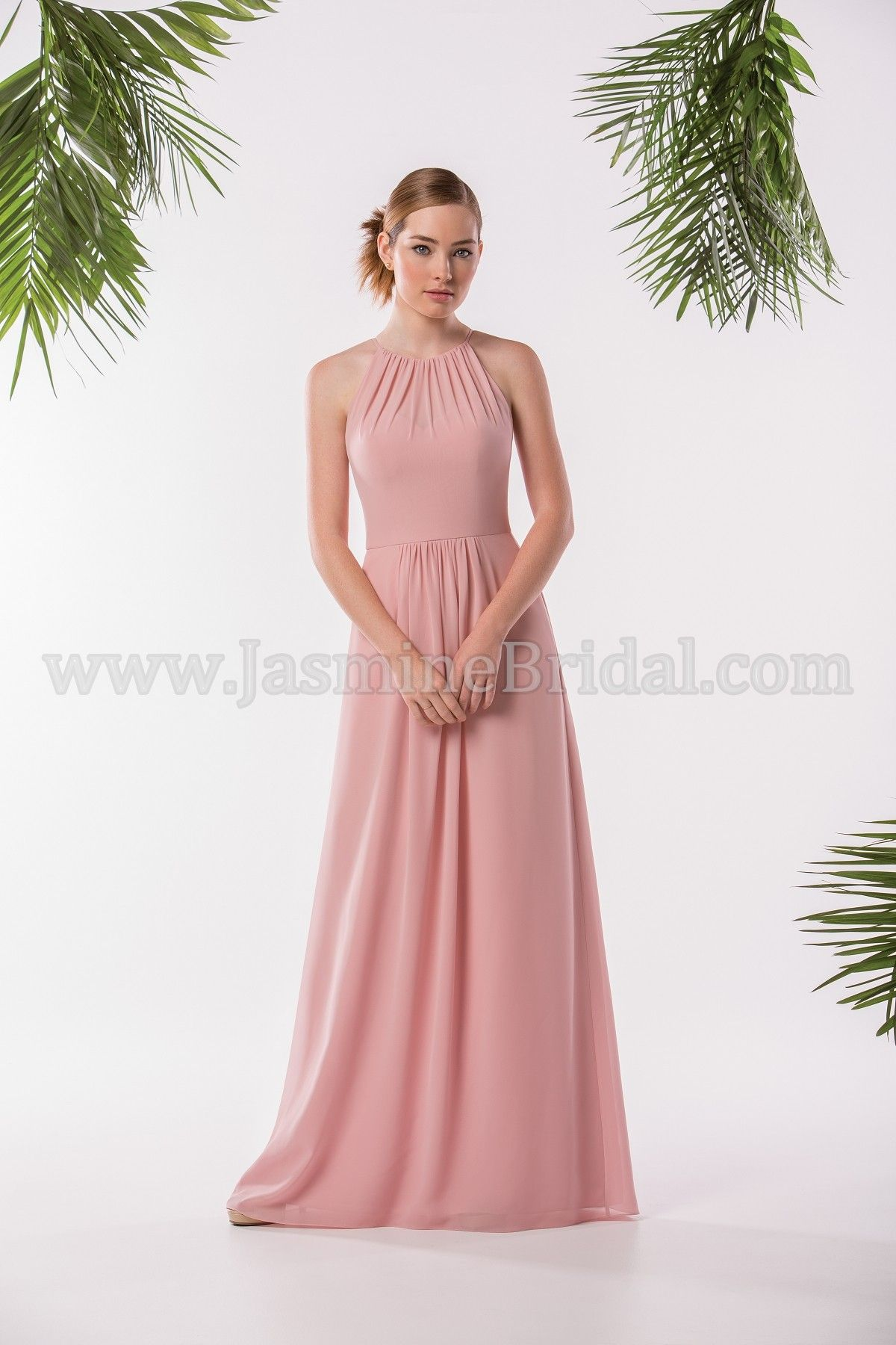 Jasmine Bridesmaid Dress Style P186005 *Available at http://www.tie ...