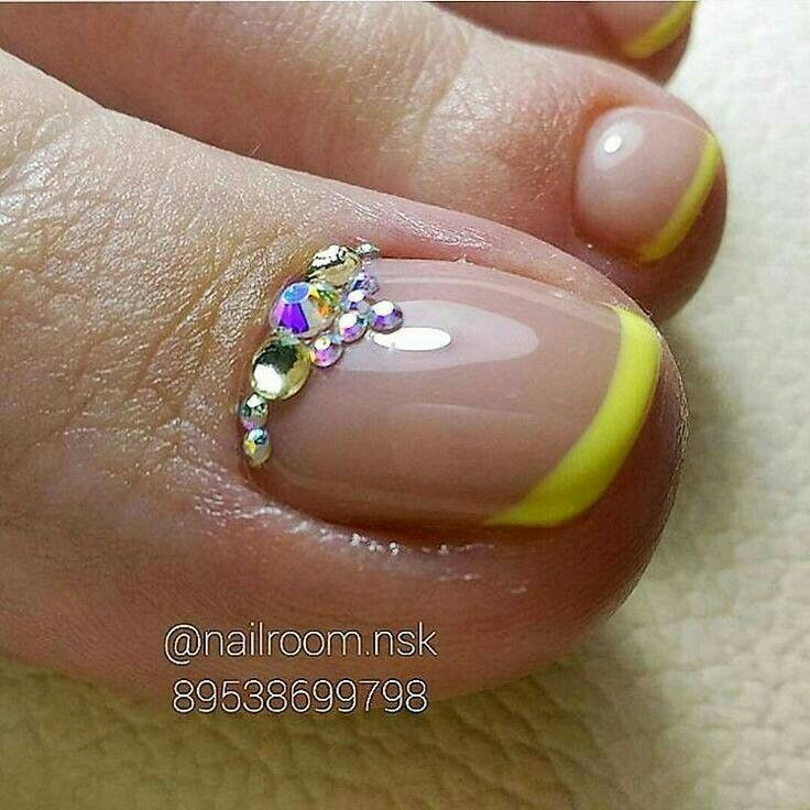 Pin by Samantha P. on ***Flawless Nails! | Pinterest | Pedicures ...