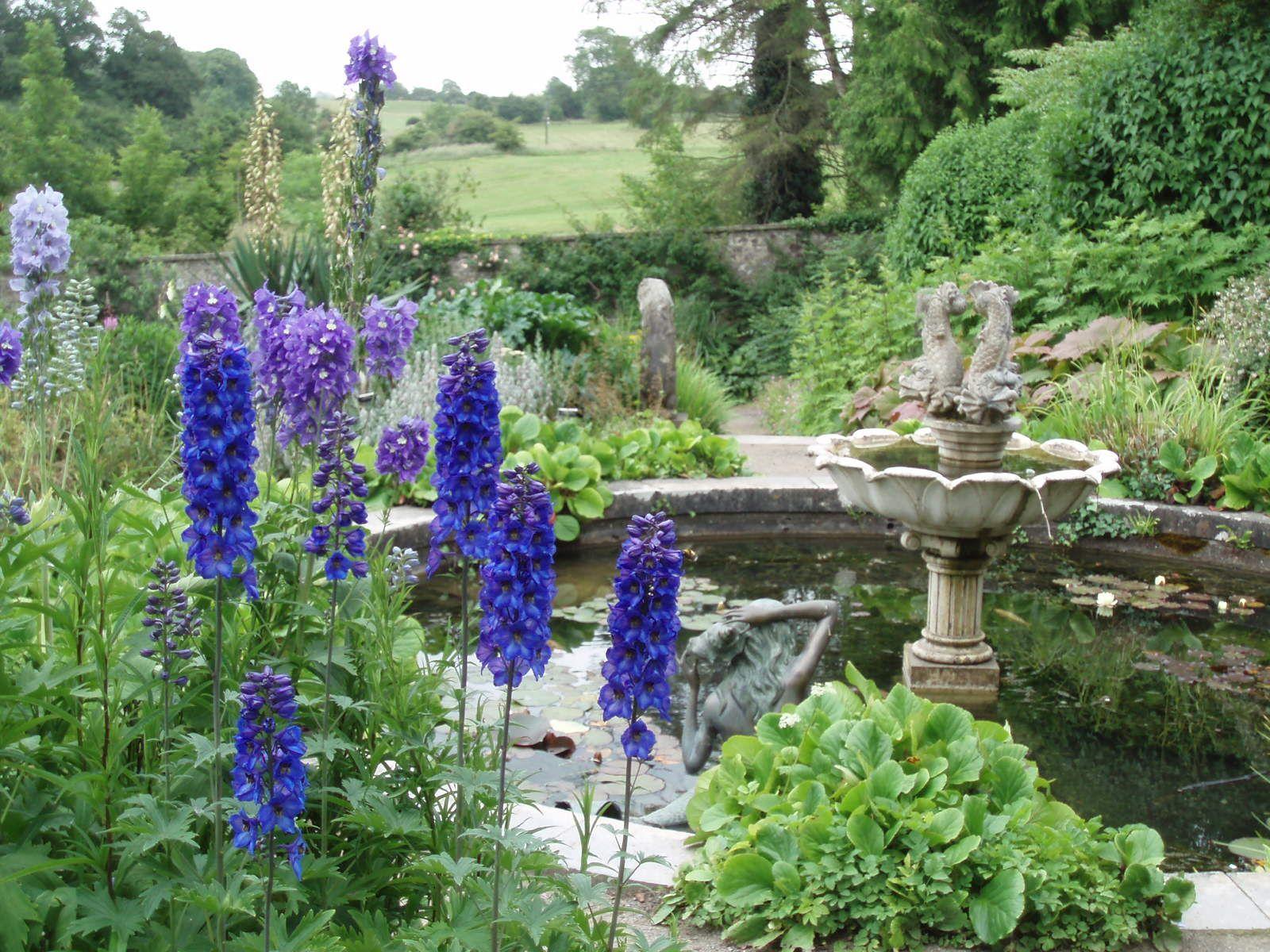Belvedere Gardens, Meath, Ireland. #gardens # ...