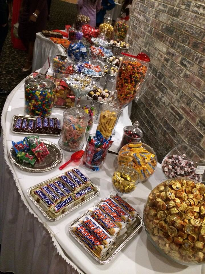 Photo of Ultimate candy buffet