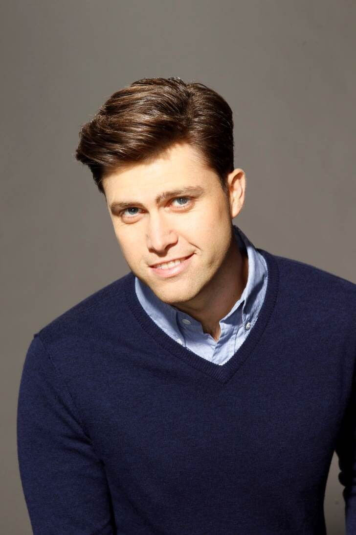 Image Result For Colin Jost Celebrities Hair Schick