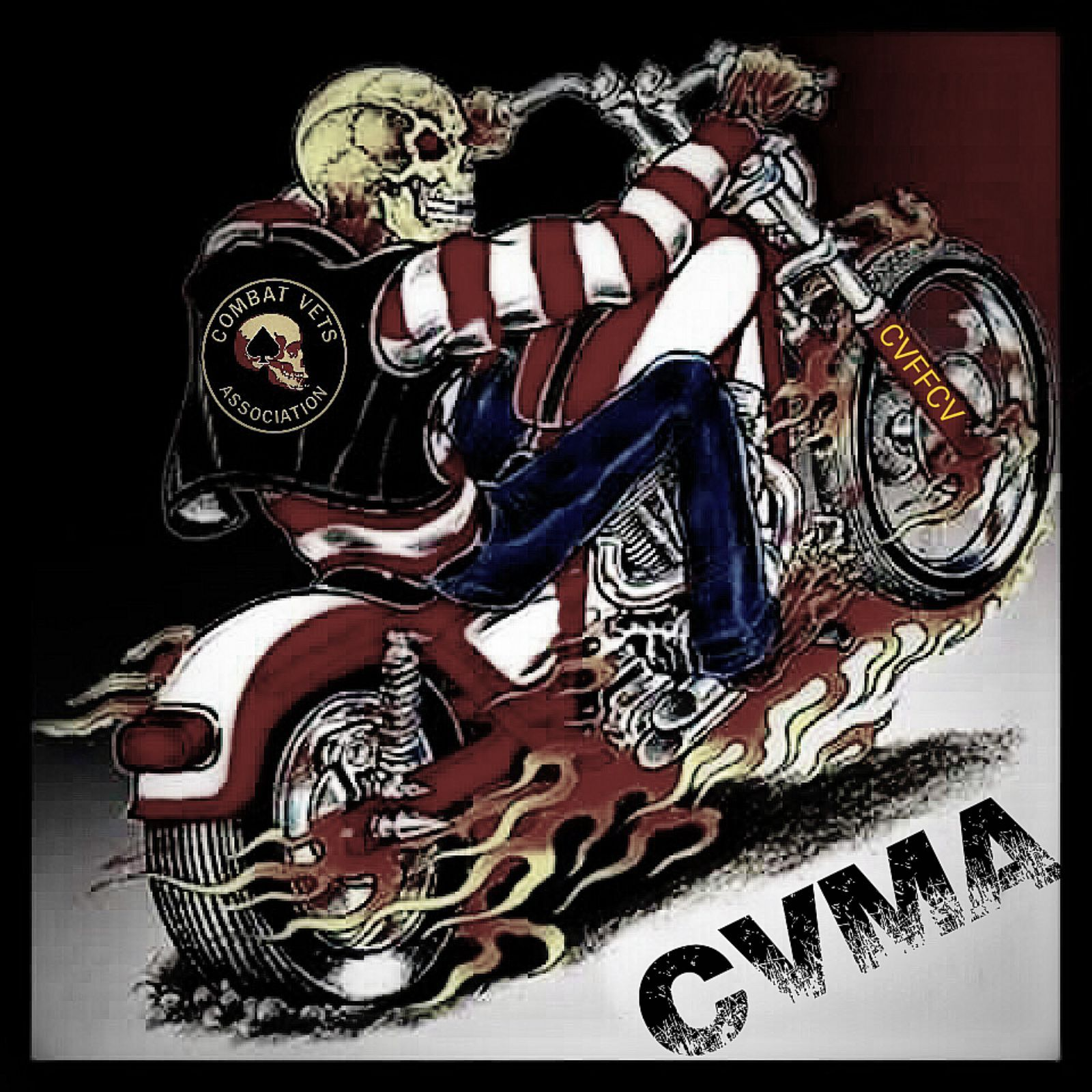Pin by david byrd on combat vets motorcycle association for Association of professional tattoo artists