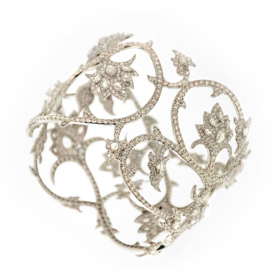 Diamond Bracelet by Althea Jewellery