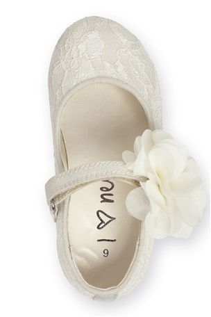Fashion looks   Flower girl shoes