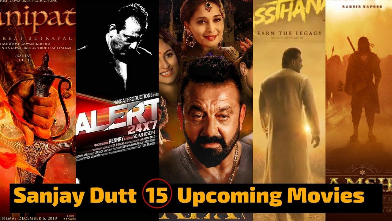 15 Upcoming Movies of Sanjay Dutt List 2019 and 2020 with ...