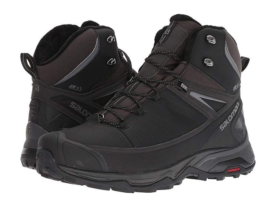 06eb7b03467 Salomon X Ultra Mid Winter CS WP Men's Shoes Black/Phantom/Quiet ...