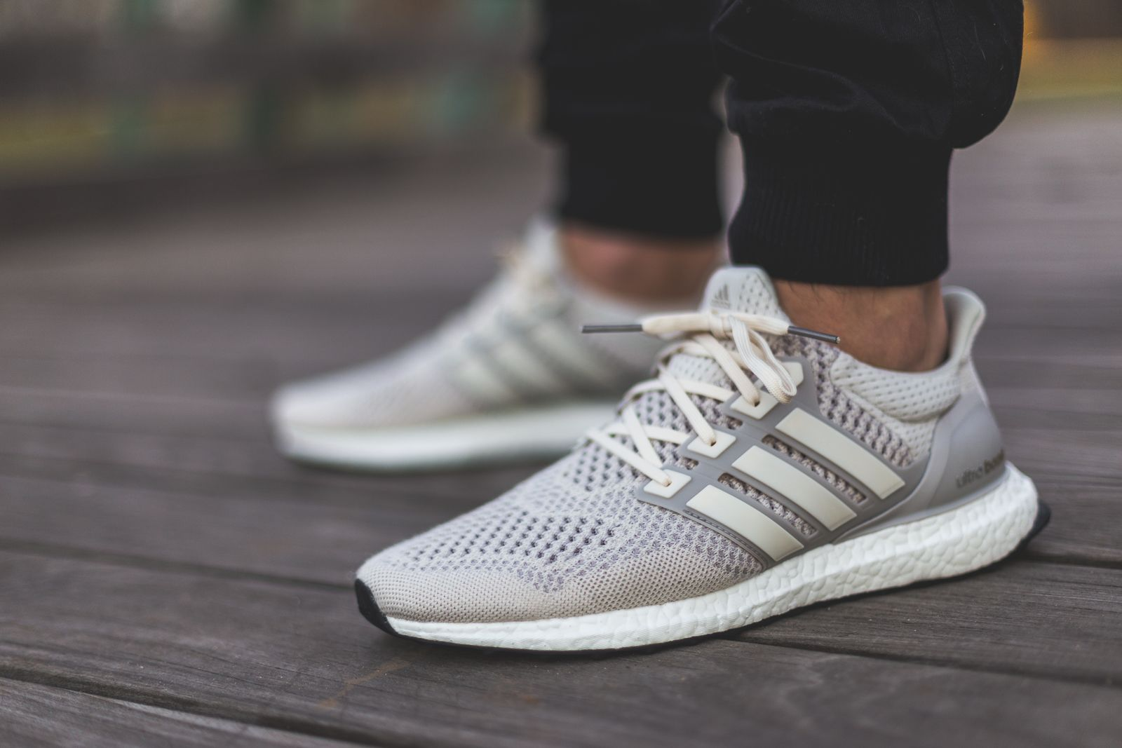 9cbc9509c63 Adidas Ultra Boost LTD  Cream