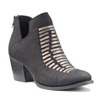Cool sugar Kudo Womens Ankle Boots
