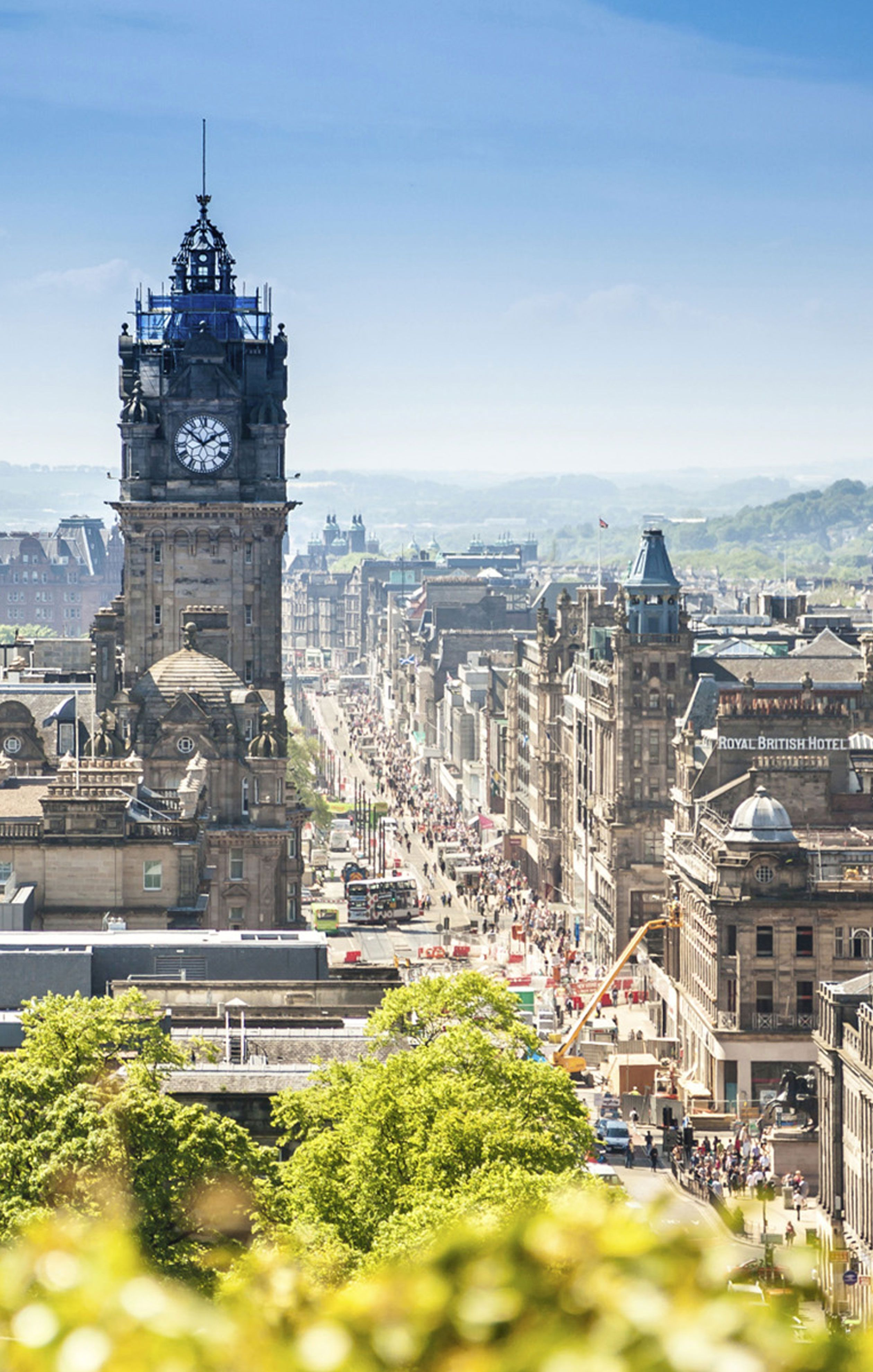 Scotland Vacation with Airfare from Great Value Vacations