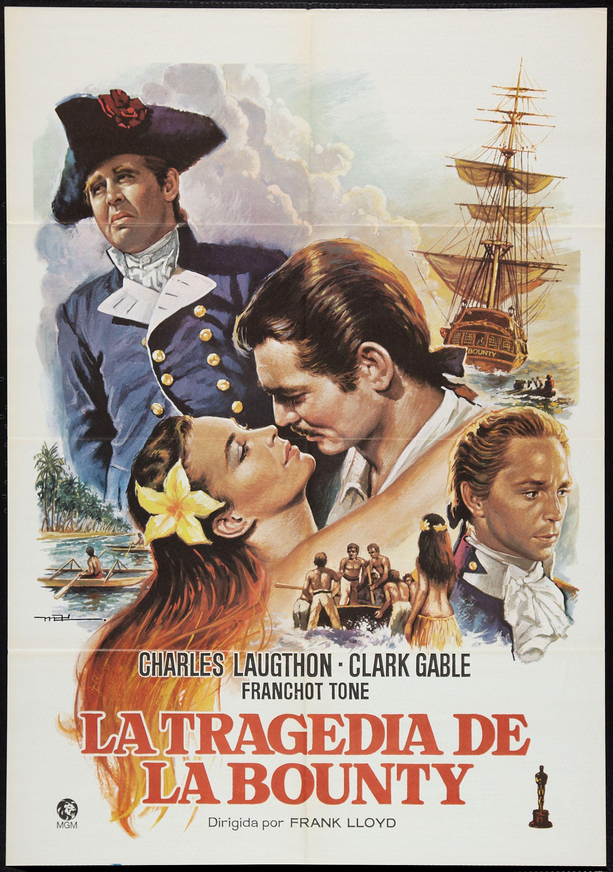 mutiny on the bounty 1935 full movie stream