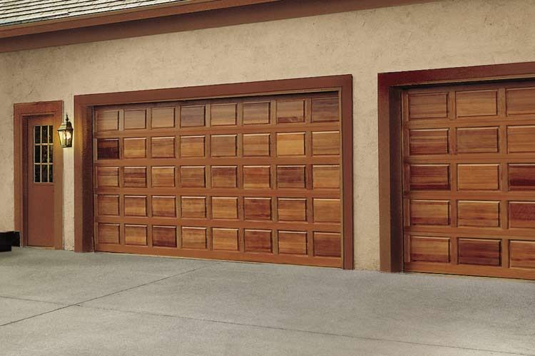 Google Image Result For Http Dpgaragedoors Com Wp Content Uploads 2012 01 Wood Garage Door Jpg Wood Garage Doors Garage Door Design Wooden Garage Doors