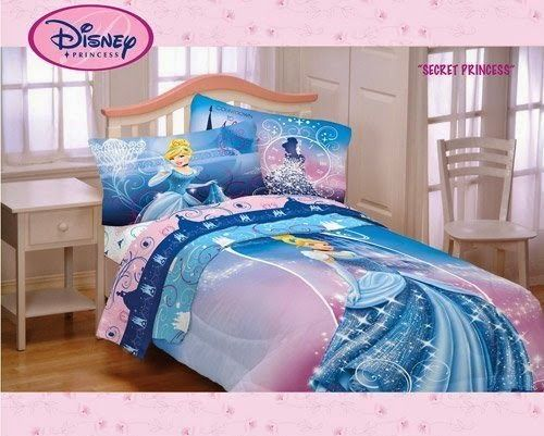 Bedroom Decor Ideas And Designs: How To Decorate A Disneyu0027s Princess  Cinderella Themed Bedroom