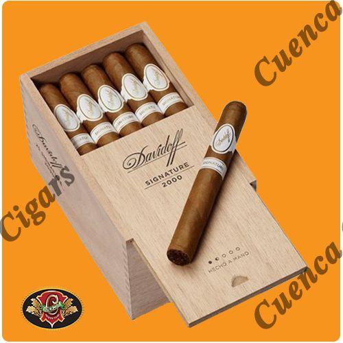 Davidoff 702 Signature 2000 Cigars - Box of 25 - Price: $356.90
